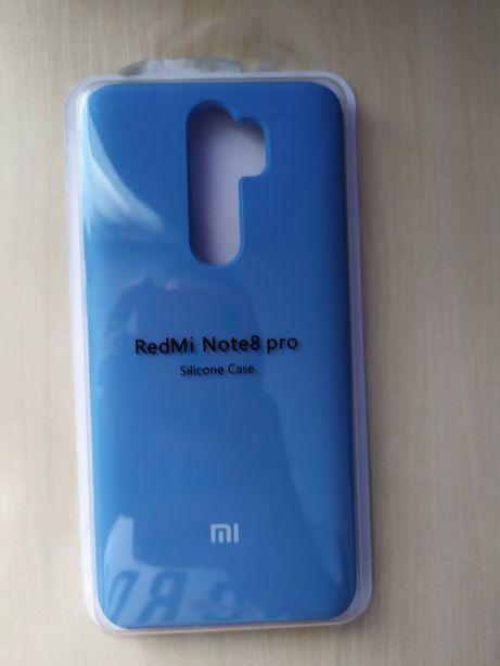 Чехол на Xiaomi redmi note8 pro Оригинал