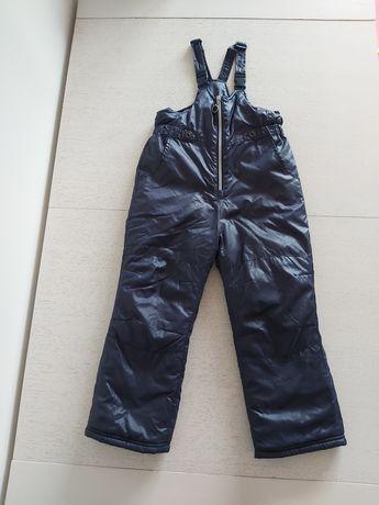Spodnie narciarskie Coccodrillo dla dziewczynki rozm. 116