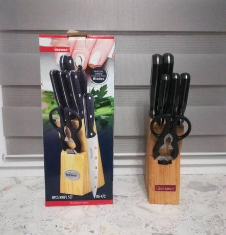 Noże kuchenne zestaw