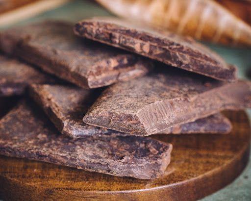 "Какао тертое Cargill, Кот-д'Ивуар 100% натуральный шоколад, ""чипсы"""