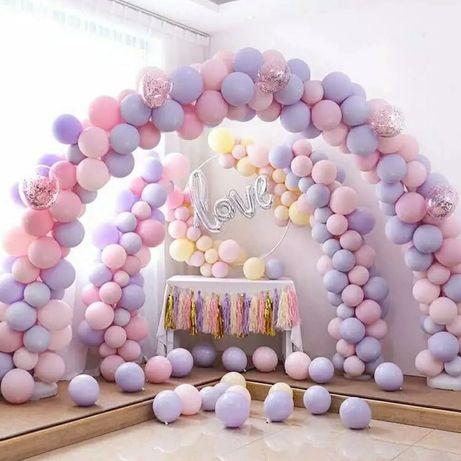 Всё для праздника, декор на день рождения, свадьбу, юбилей. Фотозоны