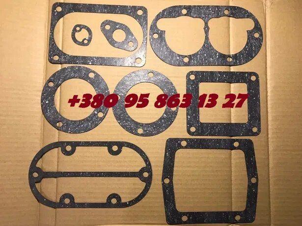 Прокладки на компрессор СО7Б, СО7А, СО243, У43102А комплекты прокладок
