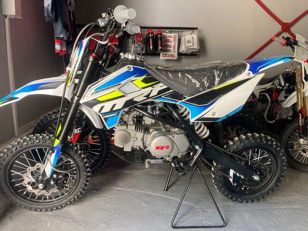 PitBike MRF 140 RC motocykl mini cross enduro nowy promocja