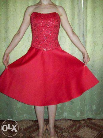 платье на выпускной или др. праздник