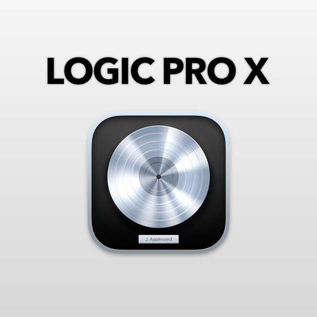 Logic Pro X - Dożywotnia Pełna Wersja