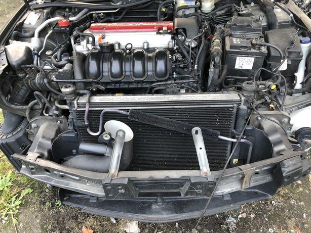 Pas przedni komoetny wzmocnienie górne dolna belka Alfa Romeo 159 2.2