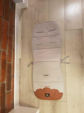 Wkładka do wózka Elodie details Grey dwustronna
