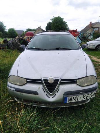 Alfa Romeo нерозмитнена