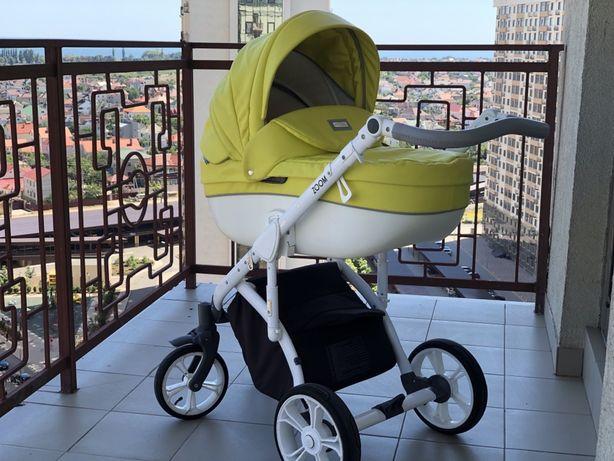 Детская коляска miobaby zoom 2в1