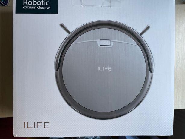 Робот пилосос iLife A4s (розумний, інтелігентний, пылесос)