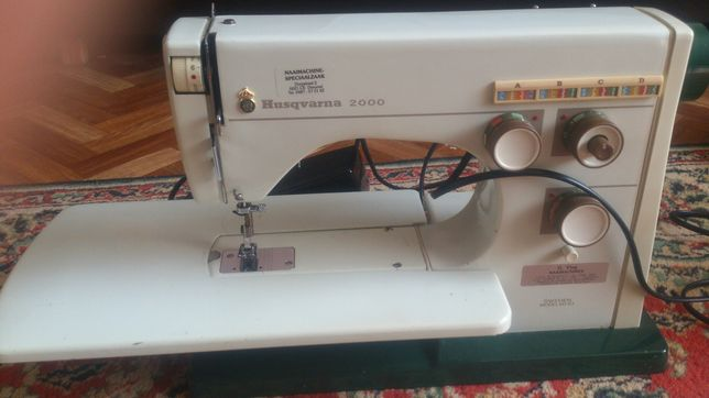 Швейна машинка Husqvarna 2000