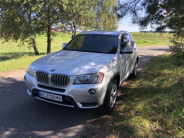 BMW X3  XDrive 28i 2011 р.в.
