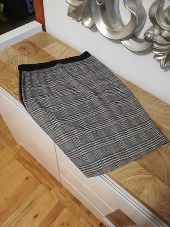 Spódnica Nowa modna krata Carey rozmiar M