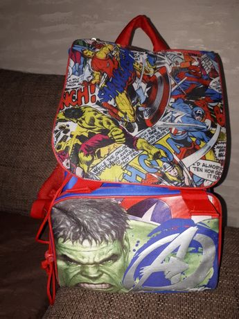 Рюкзак  Avengers +ПОДАРУНОК