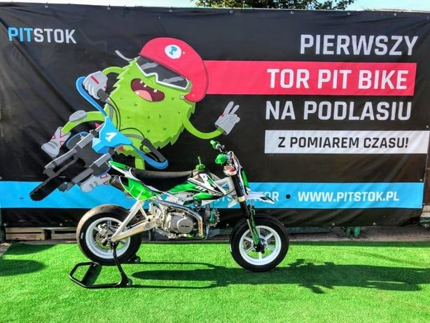 Pit Bike MRF 120 Supermoto SM Nowy pitstok.pl