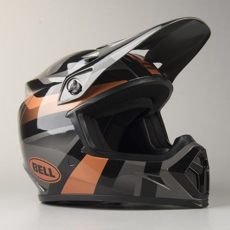 Kask motocyklowy BELL MX-9 MIPS Marauder XL