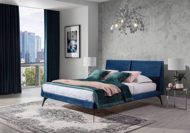 Nowoczesne łóżko do sypialni KONRADO 160 NOWOŚĆ