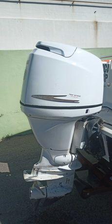 Motor barco Yamaha 100 HP Fora de bordo de 2001 para peças