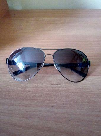 Guess oryginalne nowe okulary przeciwsłoneczne unisex aviator