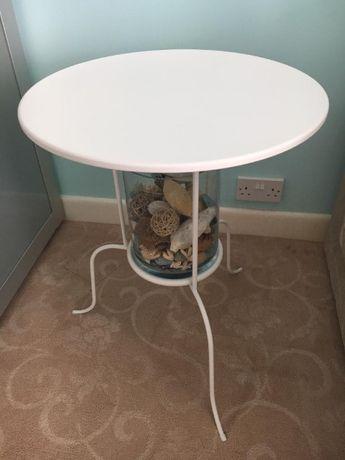 Милый журнальный столик белый ИКЕА ikea новый