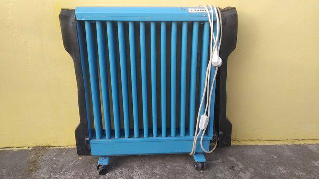Масляний електрорадіатор (обігрівач електричний) не робочий