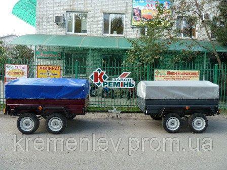 Прицеп ЛЕВ 210 от Кременчугского завода РАССРОЧКА без предоплат