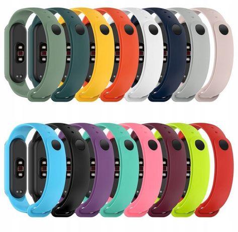 Opaski Xiaomi Mi Band 5/6 16 kolorów