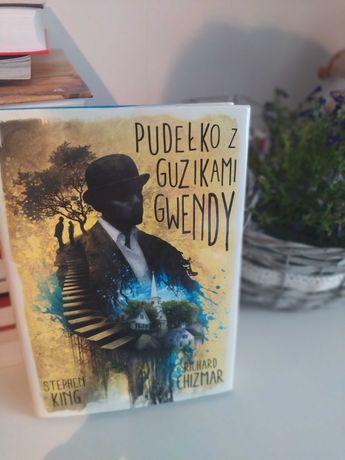 Pudełko z guzikami gwendy, Stephen King, Richard Chizmar