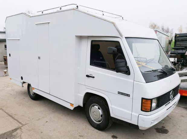 camper kamper MB100 Mercedes