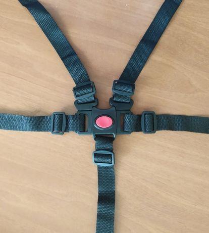 Ремни безопасности 5-точечные (коляска, стульчик) УНИВЕРСАЛЬНЫЕ
