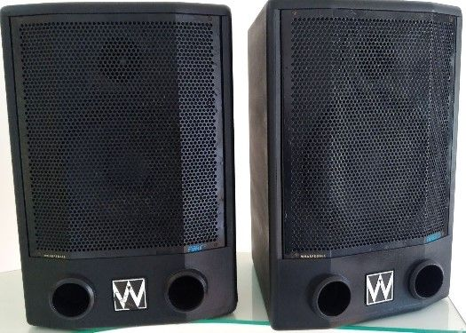 wharfedale Force 5 Colunas made in England
