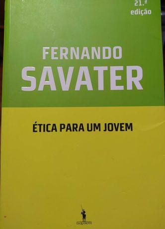 Livro Ética Para um Jovem - Fernando Savater