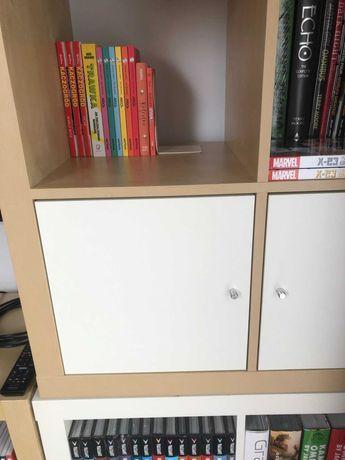 Wkład z drzwiczkami do regału EXPEDIT IKEA (nie KALLAX) biały