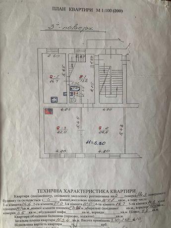 Квартира Галицький район Львів
