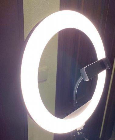 Anel de luz 26 cm ring light