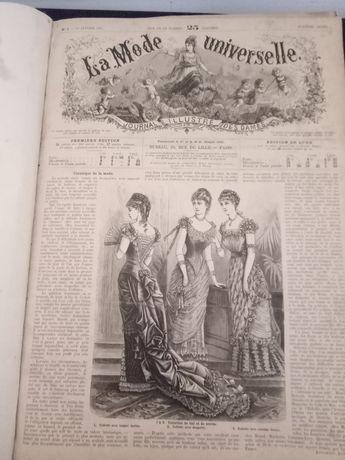 Lá more universelle número 1 de 1881