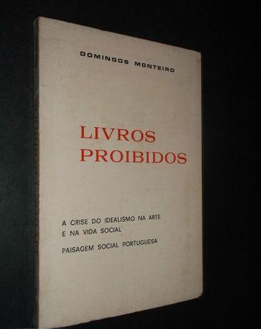 Domingos Monteiro);Livros Proibidos-A Crise do Idealismo na Arte
