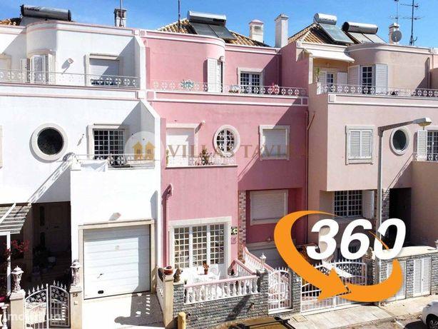 Moradia T6 - Centro da Cidade com garagem, terraços e pateo