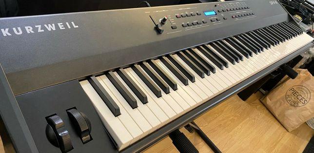 Pianino cyfrowe Kurzweil SP4-8 ważona klawiatra