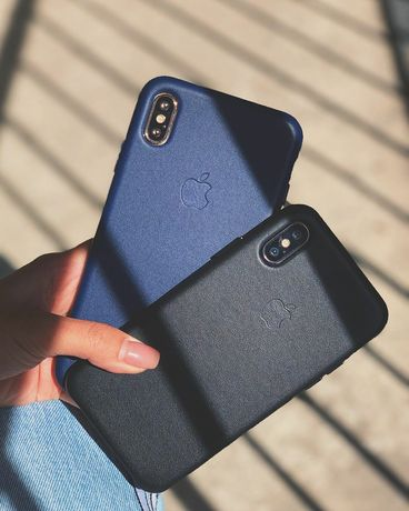 Кожаный чехол iPhone 5/se/6/s/7/8/Plus/x/xs/xr/11/max/Pro Leather case