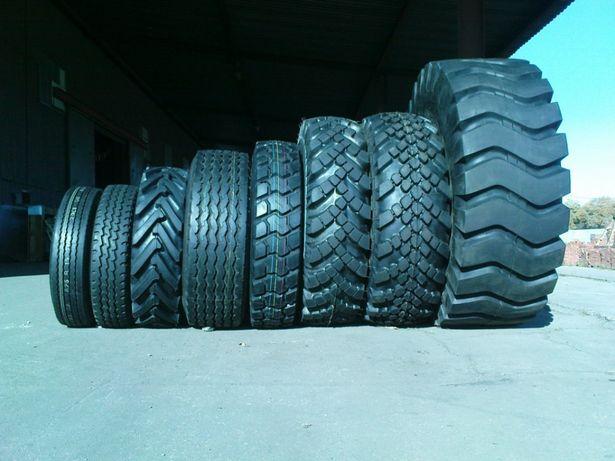 Грузовые шины. Автошины б/у, грузовой шиномонтаж.