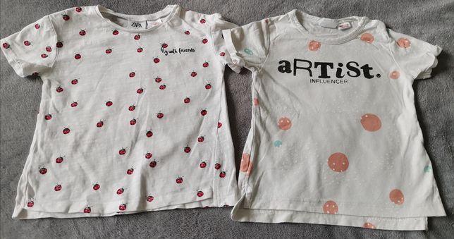 T-shirty Zara (2pack)