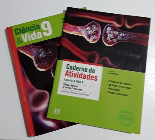 Manual e caderno de atividades 9 ano