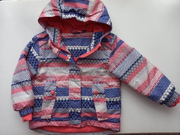 Kurtka zimowa narciarska LUPILU roz 98 / 104