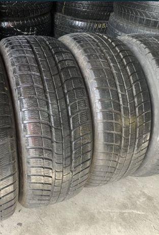 6 mm 225/55 R16 Michelin Pilot Alpin шины зимние бу