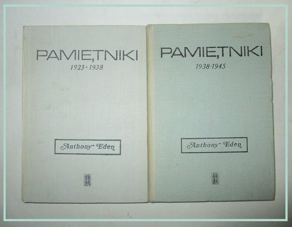 PAMIĘTNIKI 1923.1938/1938.1945/Eden/PAX/pamiętniki,wspomnienia,wojna