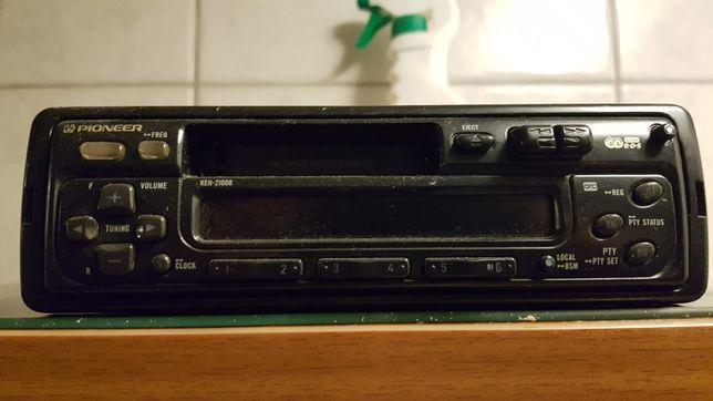 Radiomagnetofon Pionieer
