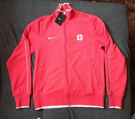 Bluza Nike rozpinana czerwona Anglia M