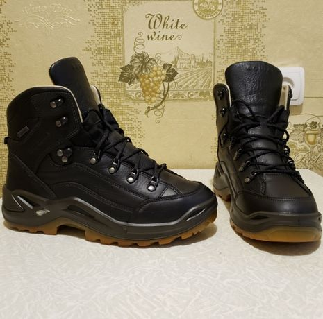 LOWA Renegade DLX GTX MID ботинки Оригинал Zephyr 27 см Z6