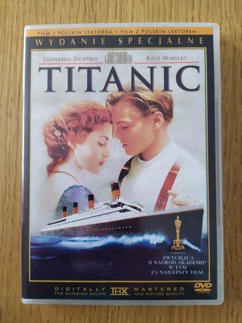 Titanic film dvd polski lektor wydanie specjalne